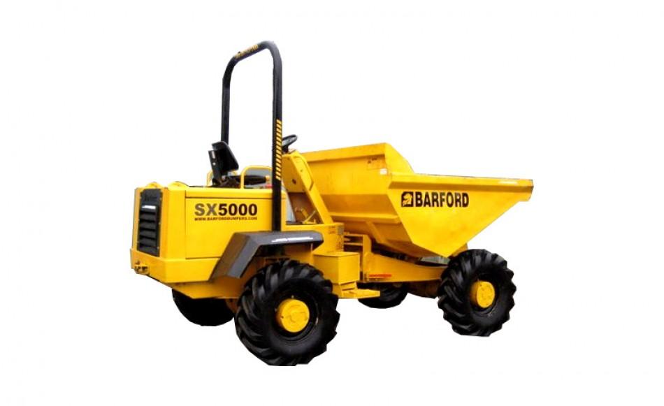 dumper-de-obra-barford-sxr-5000